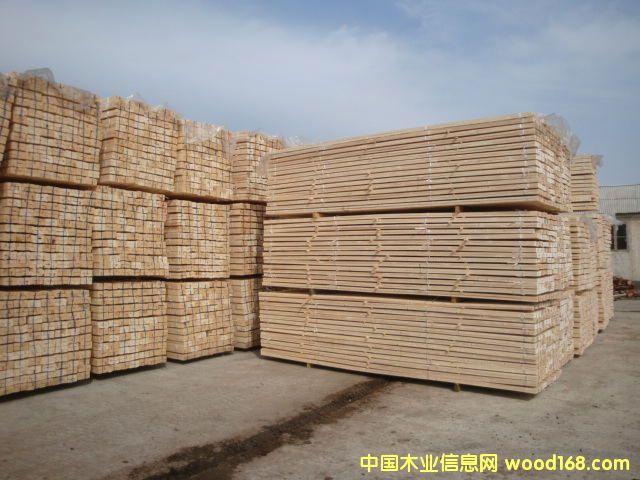 图:白松木材 点击可放大