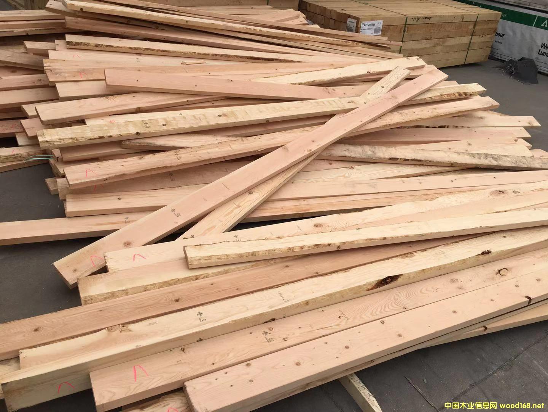 图:铁杉板材三级 点击可放大