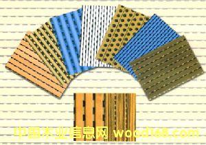 木质吸音板\中纤板