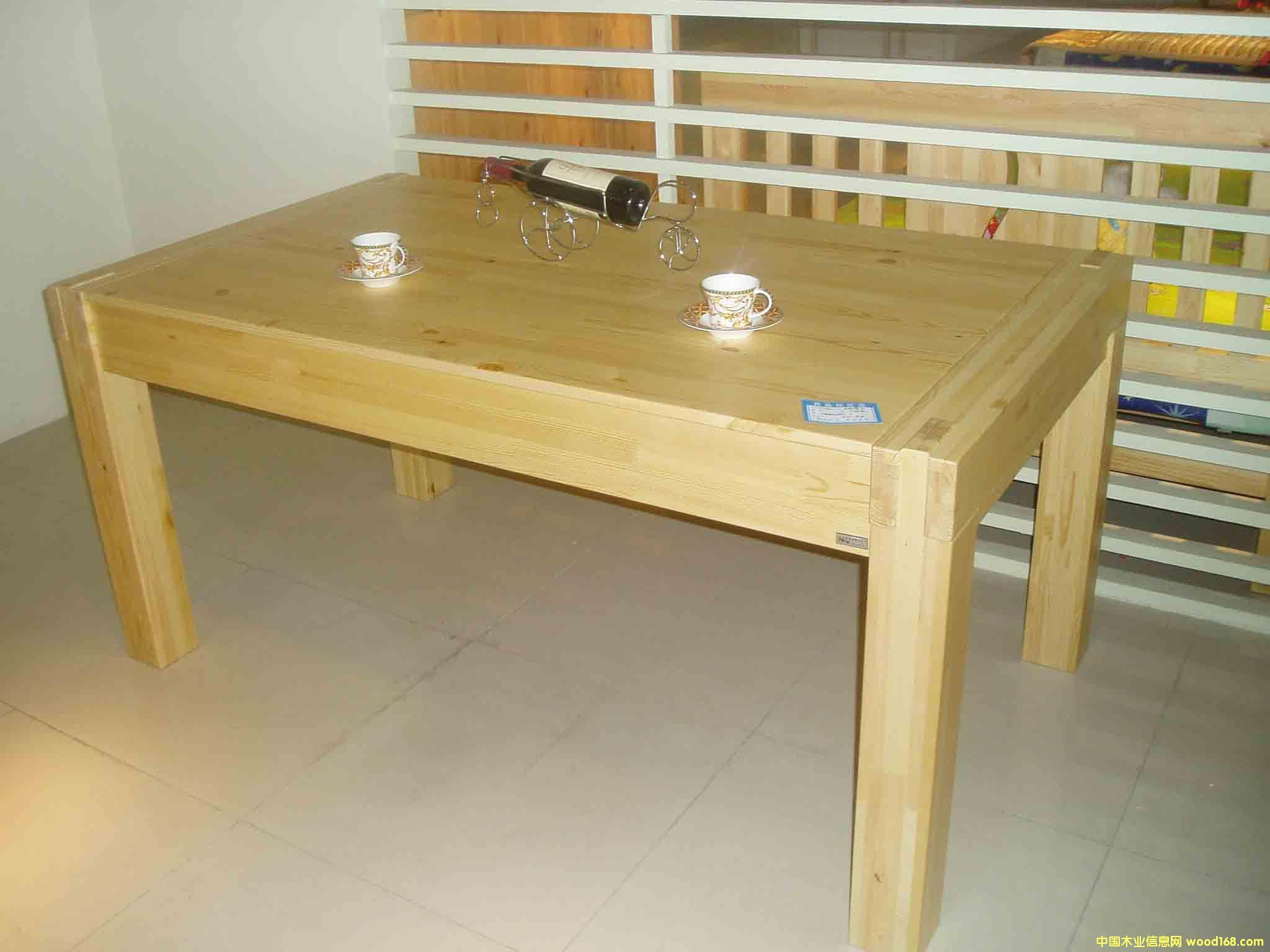 供应实木家具(餐桌)