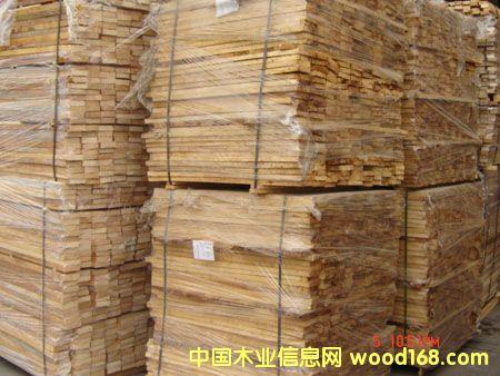 杂木松木杉木方料