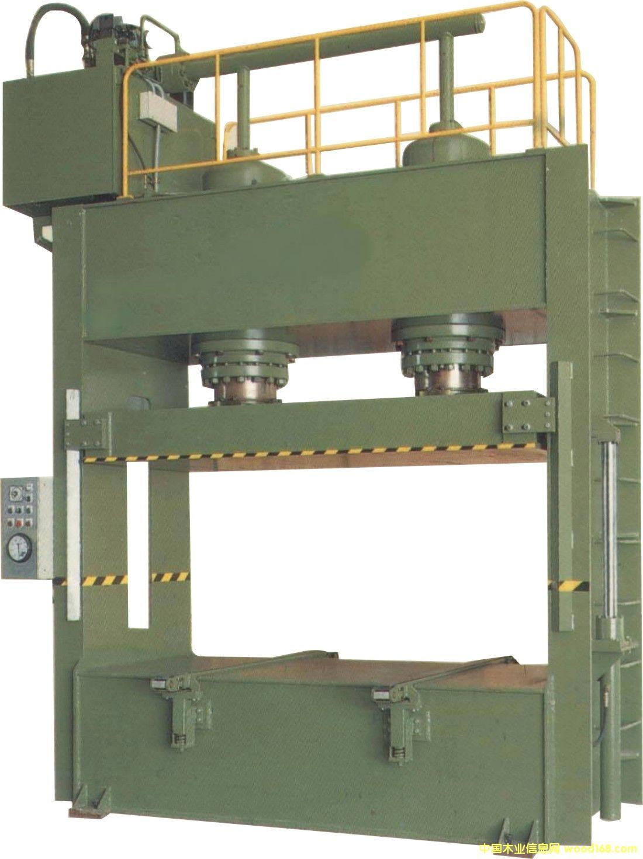 冷压机热压机旋切机液压机维修