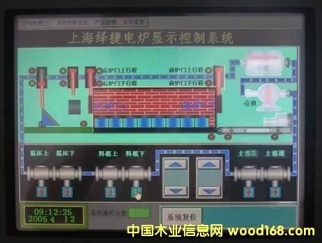 触摸屏plc控制系统