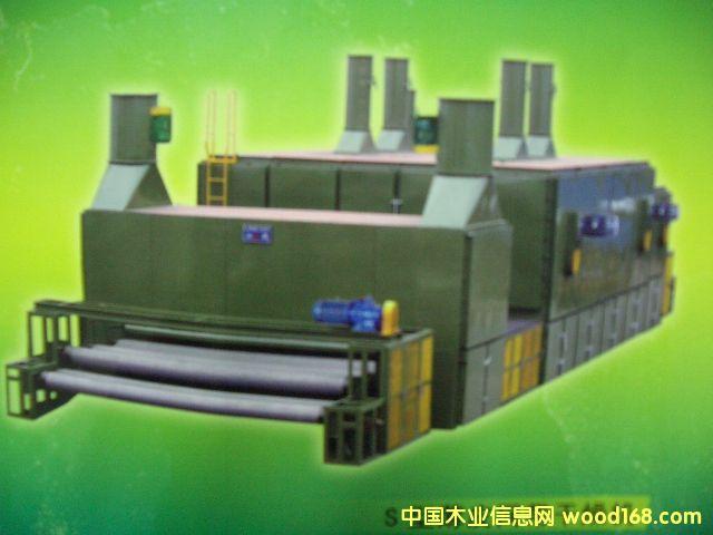 S型薄皮网带干燥机的详细介绍