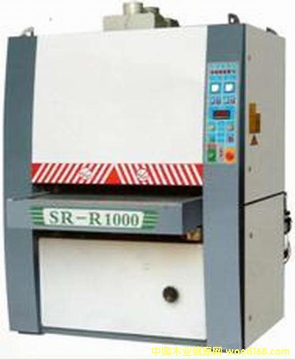 SR-RP1000重型双砂砂光机