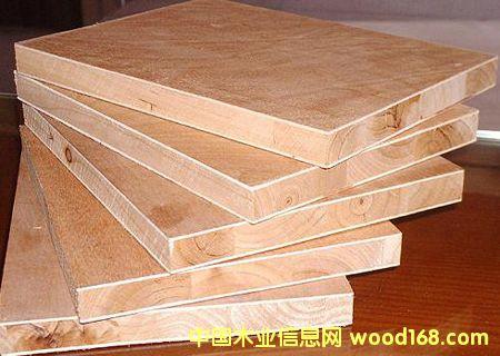 供应高档进口柳桉芯细木工板07