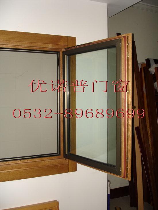 潍坊铝包木窗