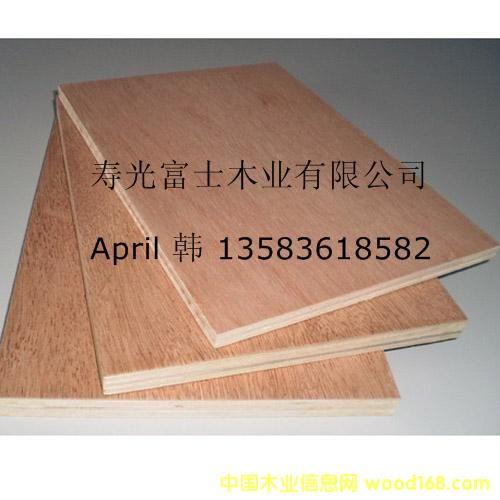 包装级奥古曼胶合板(plywood)