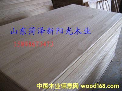 桐木家具板