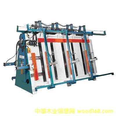 木工液压式门窗组合机