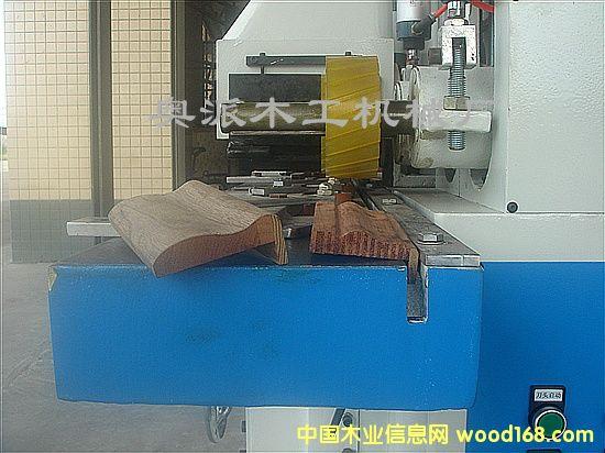 木工机械多速曲面木线机