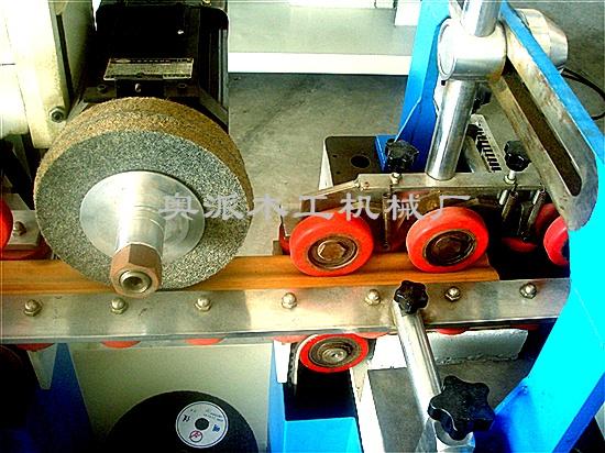 木工机械木线打磨机