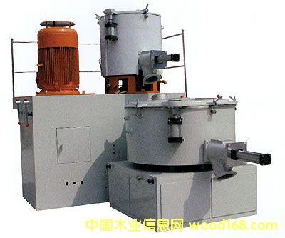 PVC高速混合机