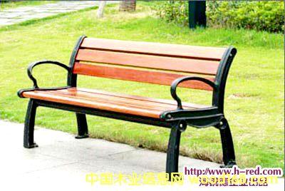 武汉休闲公园椅