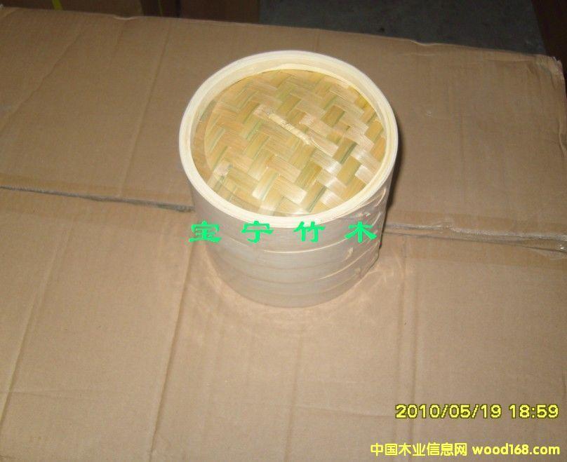 柳杉木蒸笼25.5cm