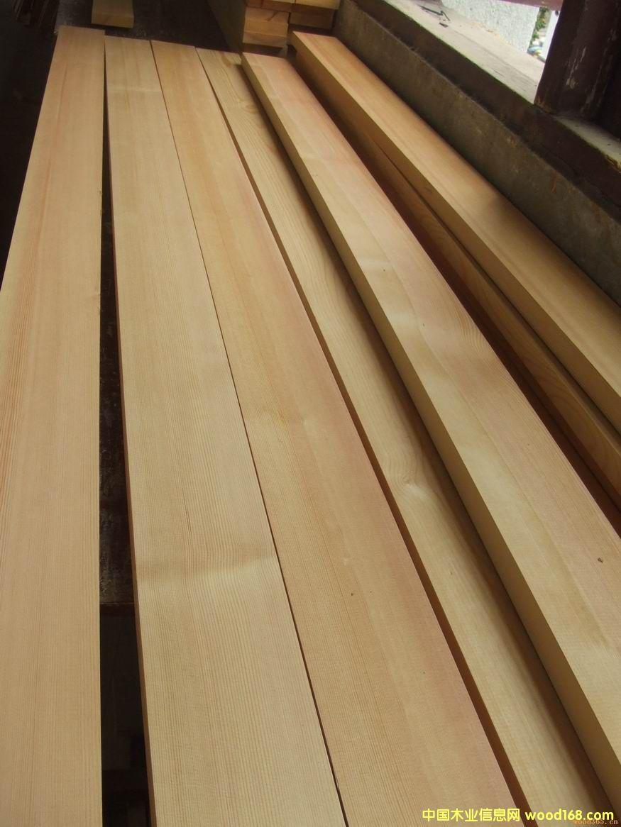 东南亚铁杉木板