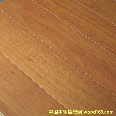 桃花芯实木地板2