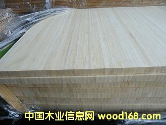 碳化竹板,本色竹板