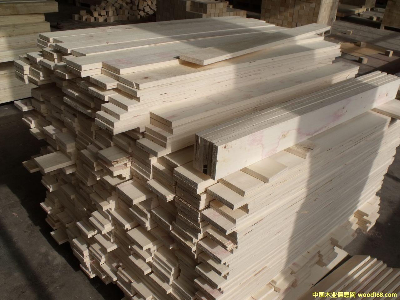 包装级LVL(顺向胶合板)多层板
