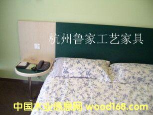 经济酒店家具--杭州莫泰168酒店05