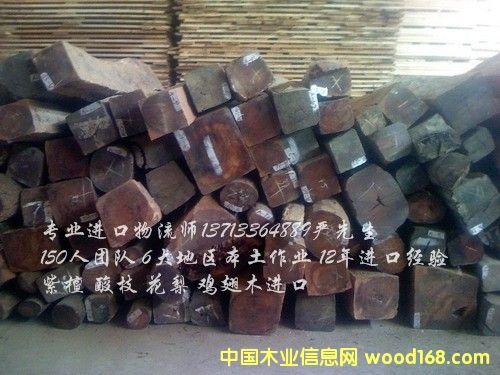 进口东南亚木材/印尼木材/越南木材进口报关
