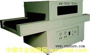 木地板UV光油固化机
