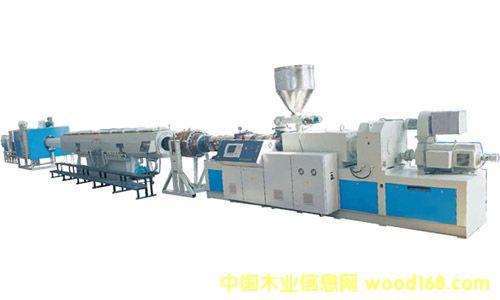 PVC-C埋地式高压电力线缆护套管生产线
