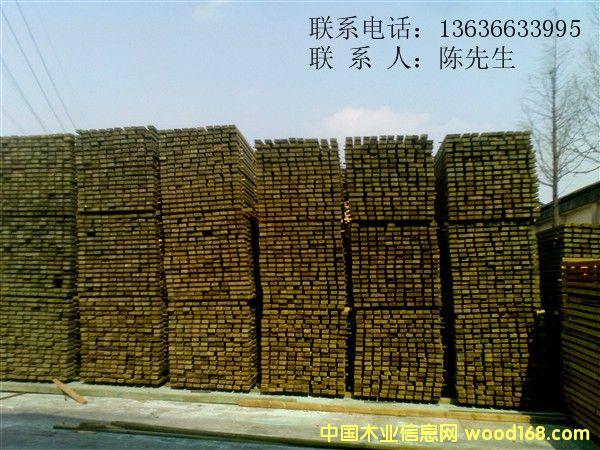 供应防腐木