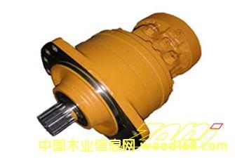 MS系列支座式马达,花键、平键及齿轮输出