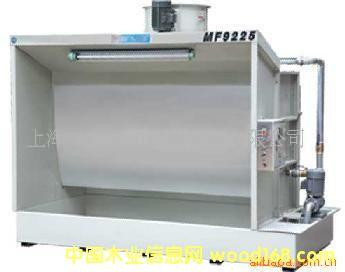 上海水帘柜 水帘机 水帘喷漆台