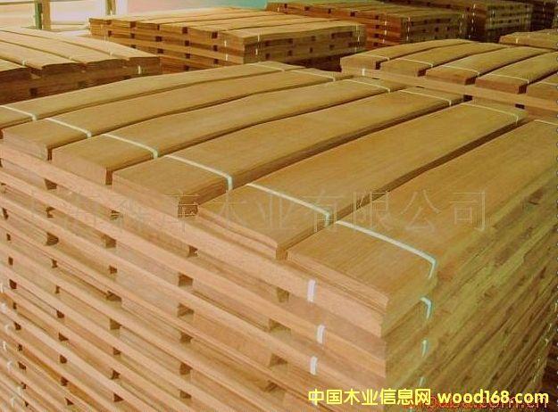 柚木地板木皮