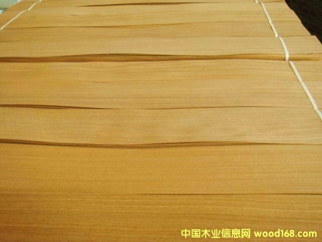 柚木王地板木皮