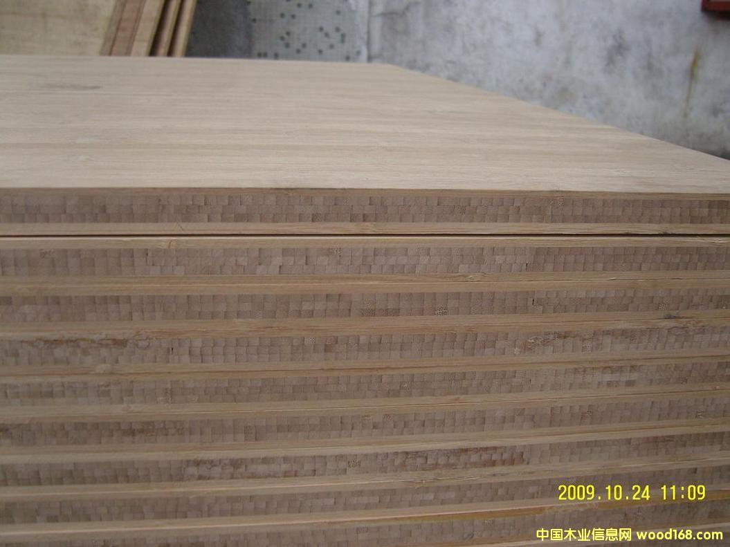 工字型结构竹板