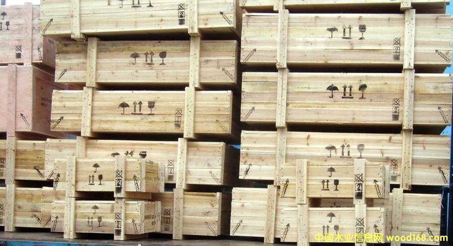 上海闵行木箱