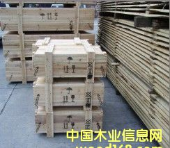 上海宝山木箱