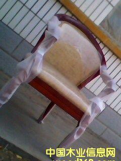 成品软包椅