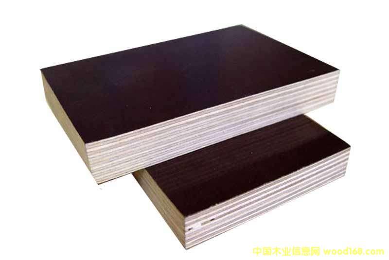 1218MM棕色防水膜建筑模板