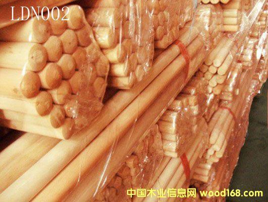 光杆桉木扫把柄(LDN002)