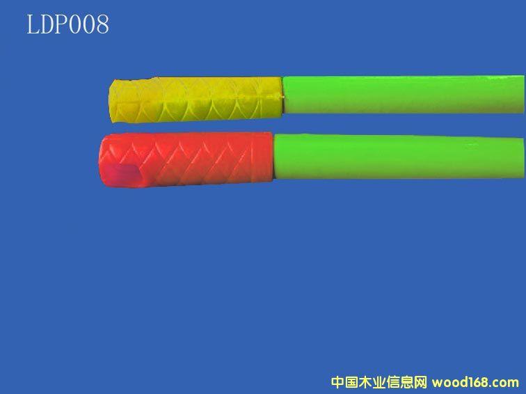 PVC包塑木扫把柄(LDP008)