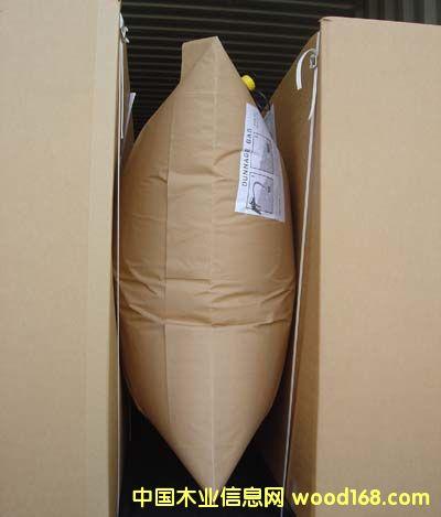 集装箱缓冲气袋