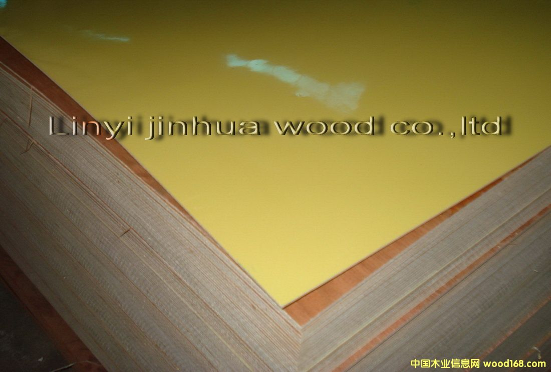宝丽板(Glossy polyester plywood)