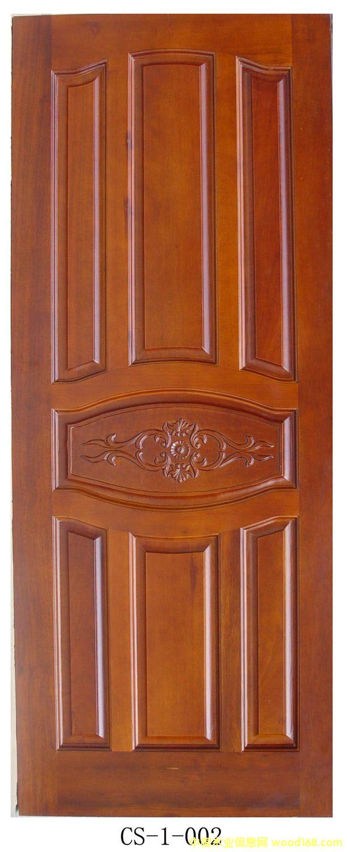 创升原木烤漆门