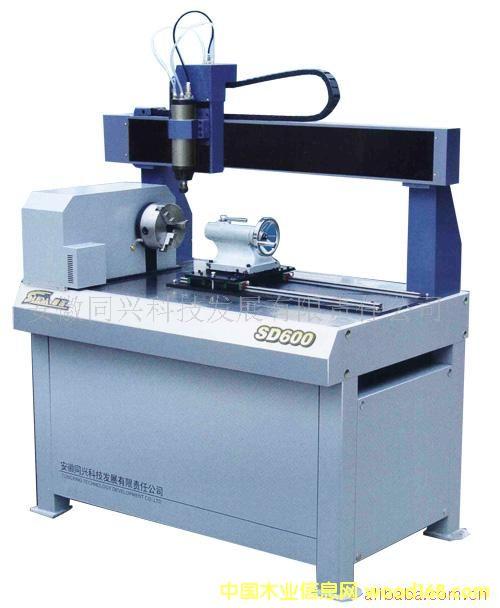 速达CNC圆柱系列雕刻机