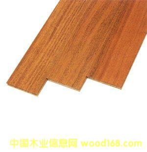 孪叶苏木(jatoba)地板素板