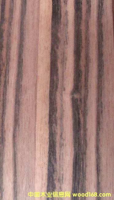 锯切黑檀实木表板4