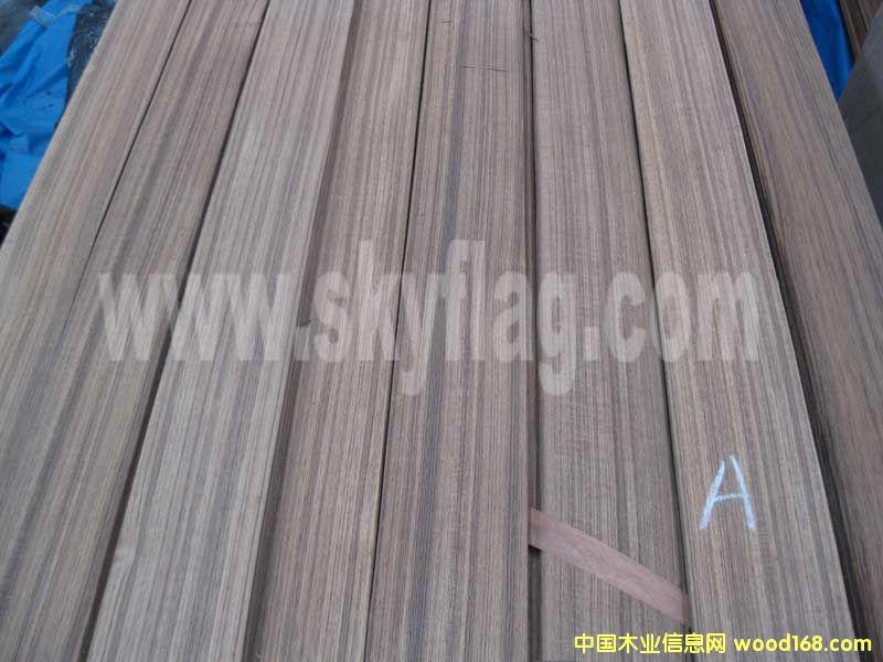 天旗木皮--0.6柚木直纹