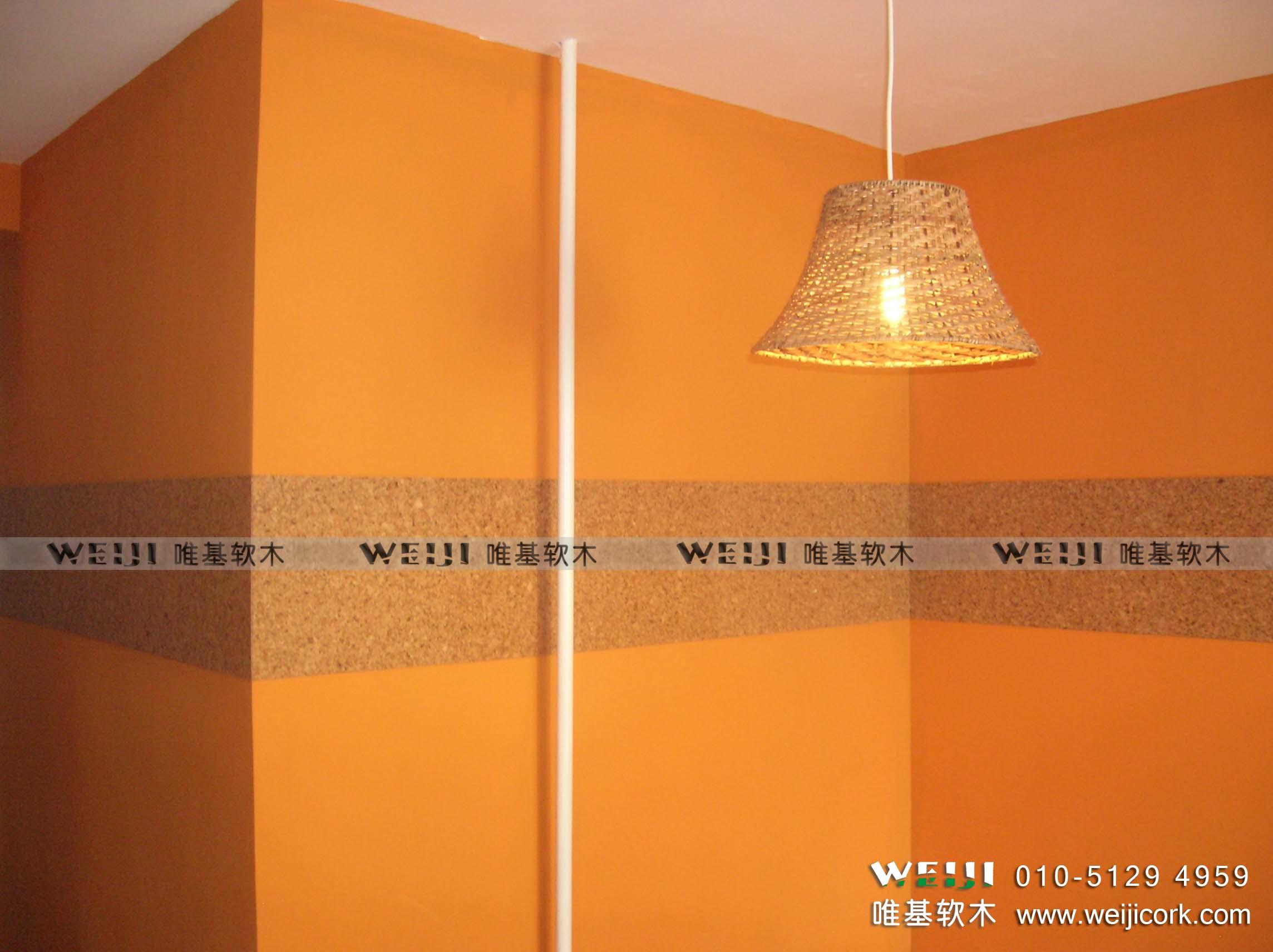 软木墙纸的详细介绍