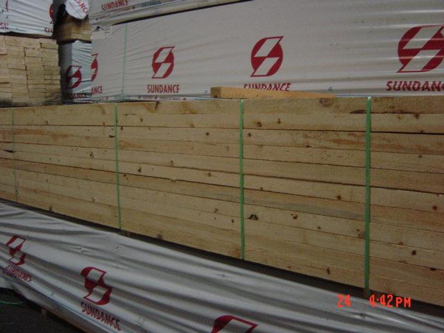 加拿大纽叶松木板材