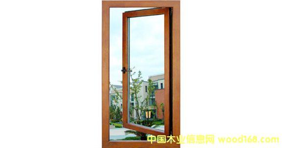铝木复合-外平开窗