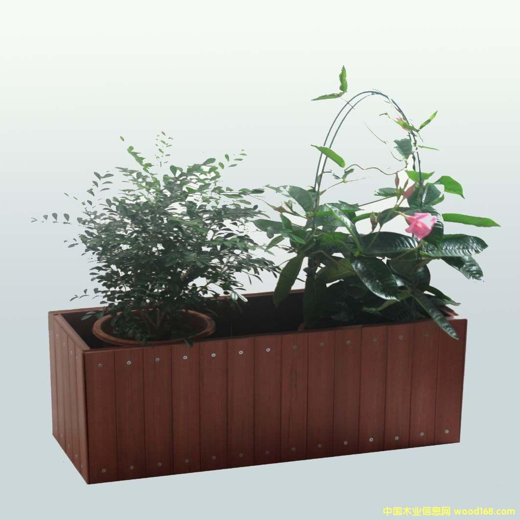 涂料铁桶改造花盆